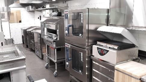 Hermitage Küche
